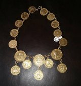 Maria Theresia Coin Necklace in St. Charles, Illinois