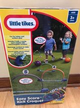 Little Tikes Easy Score Kick Croquet - New in Bolingbrook, Illinois