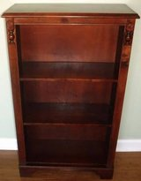 Antique Mahogany 3'H Bookcase in Joliet, Illinois