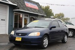 2001 HONDA CIVIC EX COUPE - DEAL OF THE WEEK: $2350 in Fort Leonard Wood, Missouri