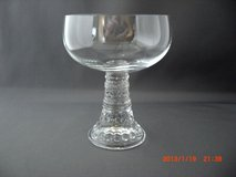 7 Rosenthal Thomas Crystal Bacchus champagne/tall sherbets glasses in Quantico, Virginia