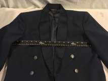 usaf air force mens mess dress blue 41 short uniform 6 button coat jacket  02602 in Fort Carson, Colorado