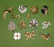 Trifari Brooch's $10 - $30 each in St. Charles, Illinois