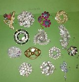unsigned Brooch's as priced...  $8 - $20 each in St. Charles, Illinois