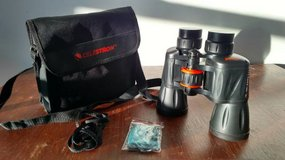 Celestron UpClose Binoculars - 10x50 - w/Case, Lens Covers, Strap in Bartlett, Illinois