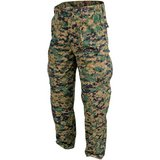 usmc marine corps woodland marpat mccuu small long button fly trousers pants  02626 in Fort Carson, Colorado