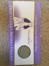 HEAT*COLD* AROMA THERAPY*CALMING CRESCENT SHOULDER WRAP by Dream Time in Camp Pendleton, California