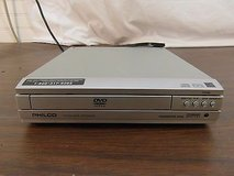 philco silver dvd player dp100hh8 mp3-cd playback energy star no remote 32964 in Fort Carson, Colorado