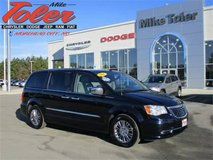2011 Chrysler Town & Country Limited-1 Owner-Price Reduced!(Stk#14742a) in Cherry Point, North Carolina