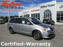 2017 Dodge Grand Caravan SXT-Certified-Warranty-Price Reduced!(Stk#p2212) in Cherry Point, North Carolina