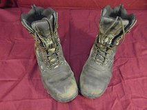 mens ~ field / stream ~ camo ~ leather ~ hunting 3m thinsulate boots ~ nm 13192 in Fort Carson, Colorado