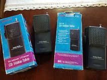 Two Radio Shack Walkie-Talkies in excellent condition in Oceanside, California