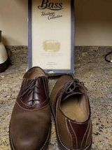 Mens leather shoes by Bass in Temecula, California
