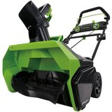 Greenworks 26272 40V G-MAX Cordless Lithium-Ion 20 in. Snow Thrower in Bolingbrook, Illinois