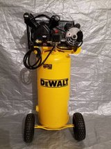 Dewalt 20 Gal. 155 psi Single Stage Portable Electric Air Compressor in New Lenox, Illinois