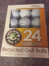 links choice recycled golf balls 24-pack top flite golf balls in Bolingbrook, Illinois