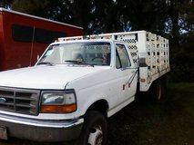 1995 Stake bed with lift gate in Vacaville, California