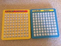magic math division + multiplication press and see machines boards in Bolingbrook, Illinois