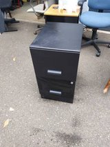 Black light weight filing cabinet in Vacaville, California