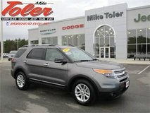 2014 Ford Explorer XLT- One Owner-Price Reduced!(14919a) in Cherry Point, North Carolina