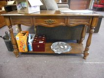 Early American Sofa Table in Bartlett, Illinois