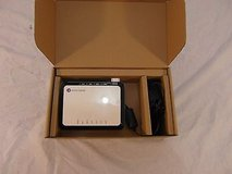 alcatel-lucent unit i-040g-b manufactured 2011 12v dc 4 port modem 30378 in Huntington Beach, California