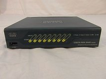 cisco asa 5505 green series adaptive security appliance dependable used 30379 in Huntington Beach, California