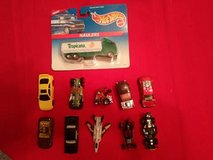 11vintage Hot Wheels vintage di-cast metal items in Houston, Texas