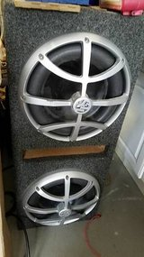 DLS Audio UR12 2 12 inch Ultimate series Competition subs in Camp Pendleton, California