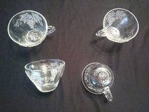 14 Arlington by Anchor Hocking punch bowl cups in Tomball, Texas