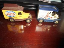 Pepsi Cola Soda Advertising Delivery Trucks Diecast Models 1:64 Scale!   Very Good Condition! in Kingwood, Texas