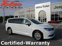 2017 Chrysler Pacifica Touring-Certified-Warranty(Stk#p2211) in Cherry Point, North Carolina