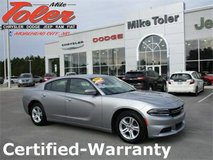 2016 Dodge Charger SE-Certified-Warranty(14888b) in Cherry Point, North Carolina