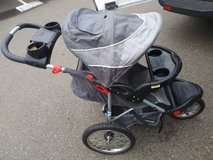 Baby Trend Sport 3-Wheel Reclining Jogger Sports Stroller in Roseville, California