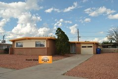Cute 3 Bedroom close to Ft. Bliss *Move in Special in Fort Bliss, Texas