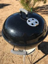 Weber Charcoal BBQ in 29 Palms, California