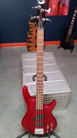 Ibanez GSR200 4-String Electric Bass Guitar - Trans Red in Joliet, Illinois