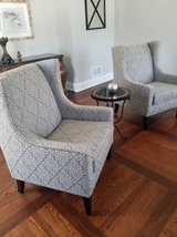 Set of 2 Living Room Chairs! New 6 months old from Macys! in Tinley Park, Illinois