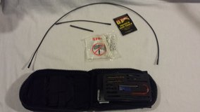 new otis gerber deluxe 5.56 black zipper closed soldiers tool cleaning kit  02629 in Fort Carson, Colorado