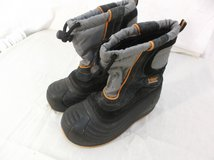 boys garrison navy style totes kids blue/ black/orange size 12 boots 100245 in Fort Carson, Colorado