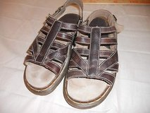 dr martens leather air-wair sandals -us mens 9 great condition 60448 in Fort Carson, Colorado