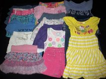Girls size 6 6X 6/7 Summer Clothes Lot in Silverdale, Washington