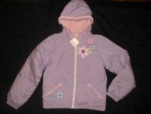NWT Hanna Andersson Girl Jacket Fleece Lined size 160 (14-16) Lavender in Silverdale, Washington