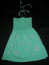 American Eagle Juniors Women's Sz Medium Tiffany Blue Tube Top PRETTY! in Silverdale, Washington