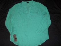 "NWT Women's Size XXL Green ""Flowy"" Shirt Brand New! in Silverdale, Washington"
