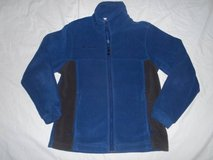 BOYS BLUE COLUMBIA FLEECE JACKET SIZE 10-12 YOUTH in Silverdale, Washington
