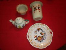 Misc pieces of vintage china - selling all for one price in Conroe, Texas