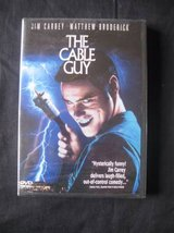 Brand New!! SEALED dvd Movie ** THE CABLE GUY in Tacoma, Washington