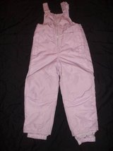 Girls Lavender Bib Overalls size 4T in Silverdale, Washington