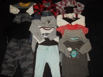 Baby Boys 3-6M 6-9M Fall Winter Clothes Outfit Lot in Tacoma, Washington